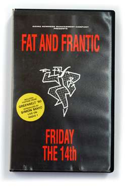 Fat and Frantic on Friday teh 14th Video